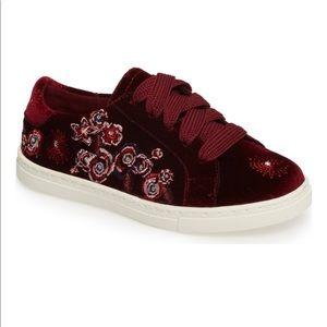 Dolce Vita Velvet Sneakers